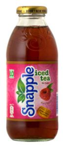 Snapple Iced Tea Raspberry